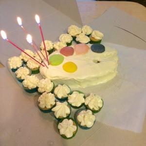March - Artist Cake