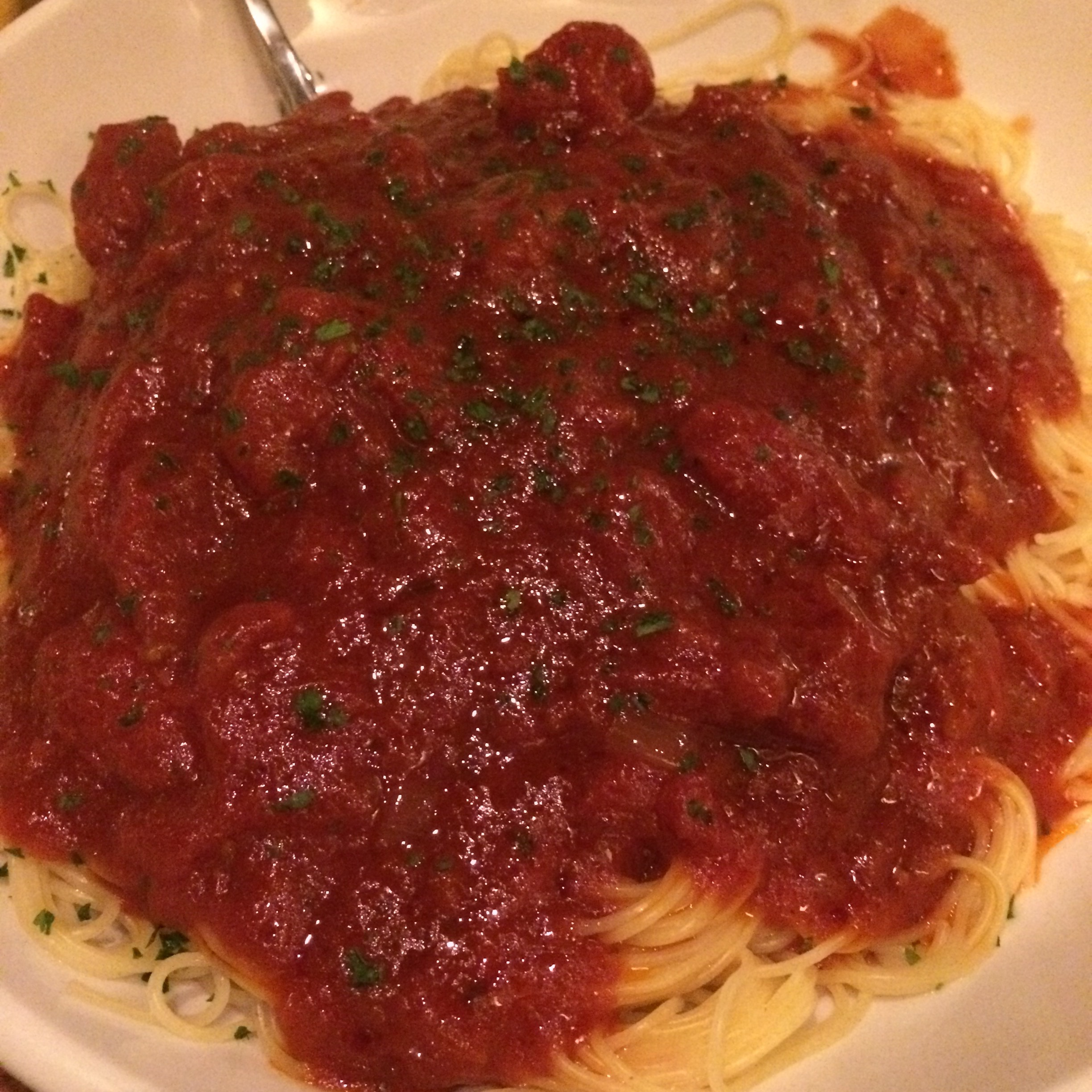 Vegan at Olive Garden – Yoli\'s Vegan Sweetery